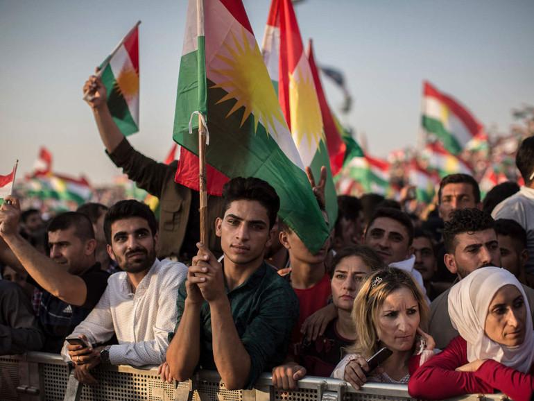 Kirkuk conquistata dalle forze governative irachene. Ammainata la bandiera curda