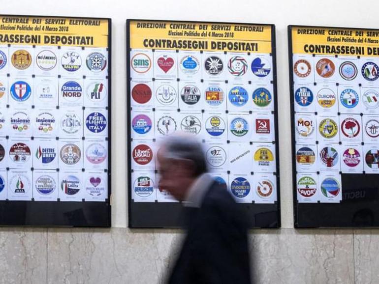Politiche: ecco la guida su come si vota