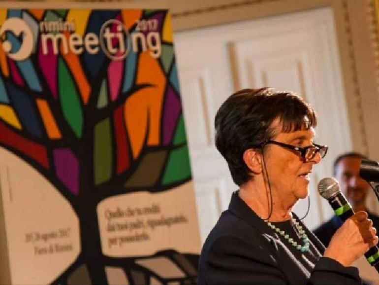 Meeting Cl di Rimini, Gentiloni: difenderemo la nostra libertà contro i terroristi