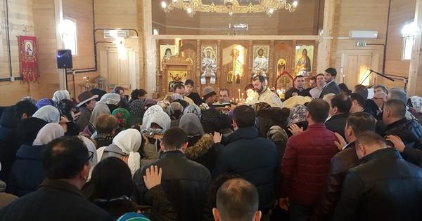 Una nuova casa per gli ortodossi rumeni di abano for Progettare una nuova casa online