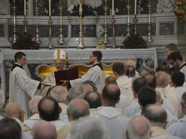 Calendario Romano Preti 2019.18 Giugno Festa Di San Gregorio Barbarigo Testimoni Della