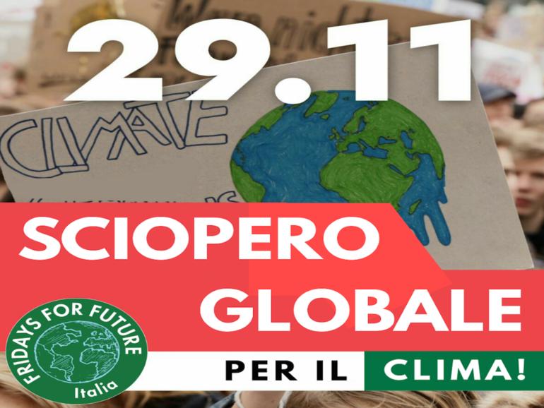 Risultati immagini per In tutto il mondo il 4/o Sciopero globale del clima