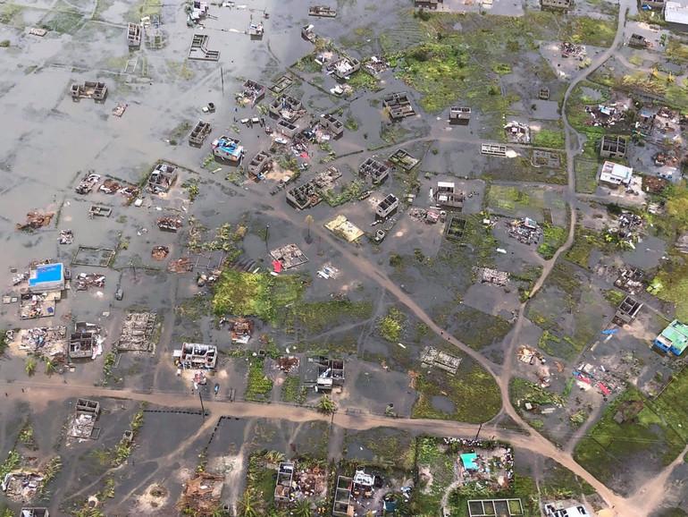 """Alluvione in Mozambico. Mons. Dalla Zuanna: """"Le 25 parrocchie nell'area colpita hanno sofferto tutte dei danni"""""""