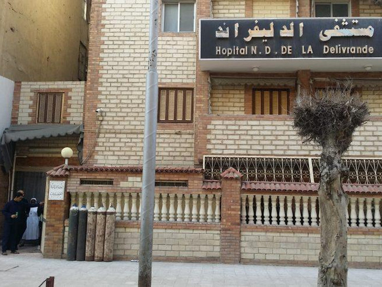 Egitto giornalisti fisc nell ospedale di port said dove for Dove ha sede il parlamento italiano