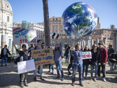 "Global Strike For Future: ""Salvare il pianeta, ora!"""
