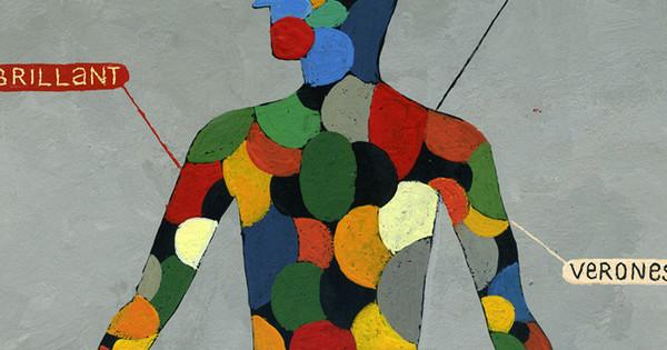 I colori del sacro il corpo il centro della vita for Colori del rivestimento della baracca