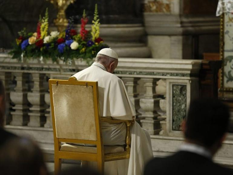 Papa Francesco: le preghiere per invocare la fine della pandemia