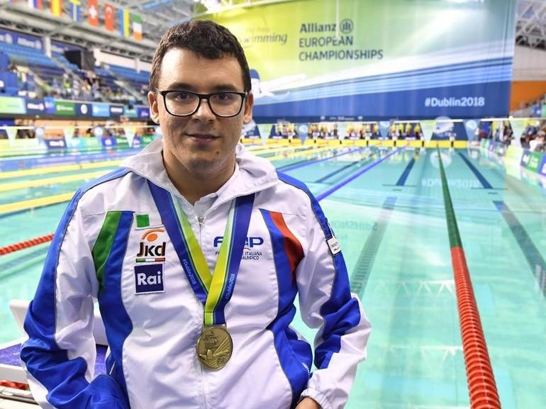 3f2b0a4e55dd Per la squadra azzurra ricco bottino agli Europei paralimpici di nuoto