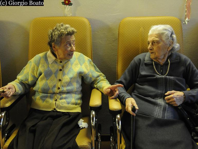 appuntamenti di velocità per gli anziani