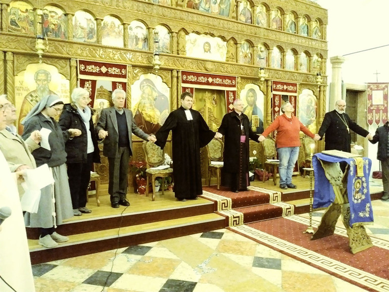 Calendario Ortodosso Rumeno 2020.Settimana Di Preghiera Per L Unita Dei Cristiani Uniti