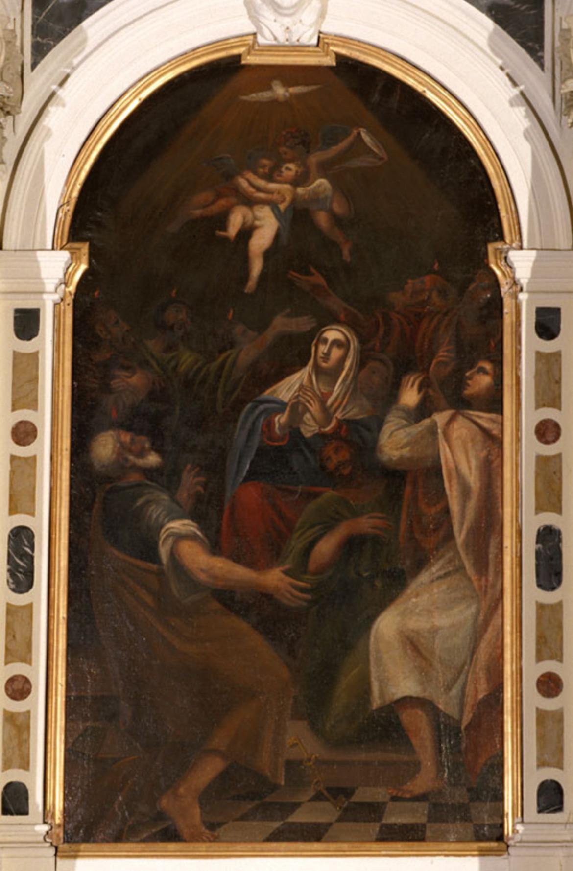 Arzercavalli: la chiesa e le sue opere d'arte / Foto