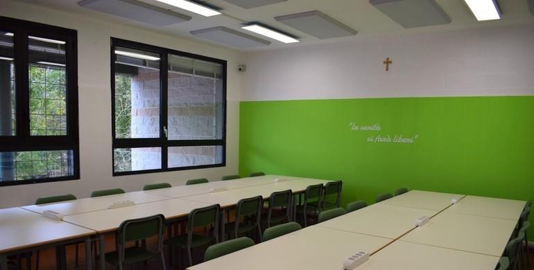 Il patronato di San Carlo ha aperto due aule studio per studenti universitari