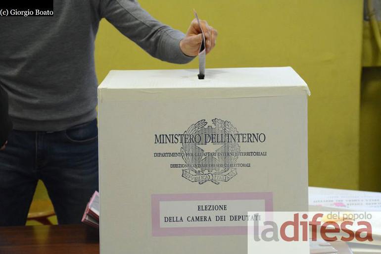 Il veneto nella nuova camera dei deputati voti seggi for Deputati camera numero